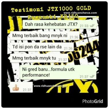 testimoni jtx1000