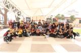 Road Tour Freeletics KeSegamat,Johor