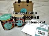 Tanggal Bulu dengan Norah Organic HairRemoval