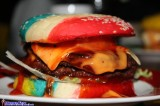Lepak Cuba Burger Viral di Cabin Steak HouseKepong