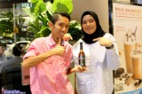 Kurangkan Gula, Gantikan Jus Madu Epal & Madu Kelulut AsliMalaysia
