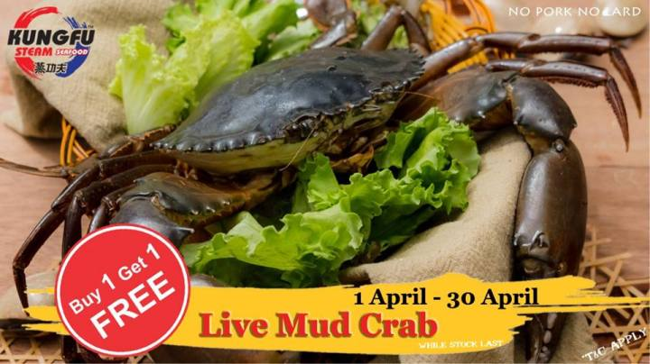 Mud Crab Promo