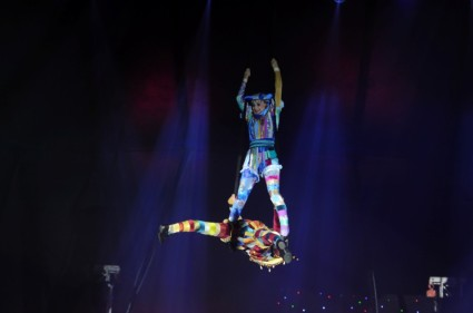 The Moscow Circus Emsemble Dancers (1)