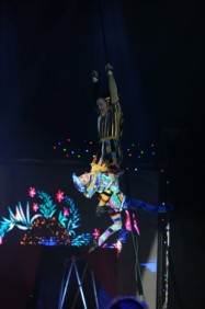The Moscow Circus Emsemble Dancers (2)