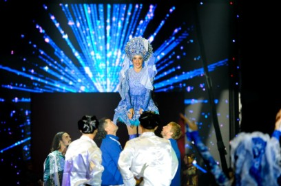 The Moscow Circus Emsemble Dancers (3)