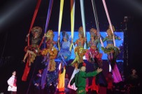 The Moscow Circus Emsemble Dancers (5)